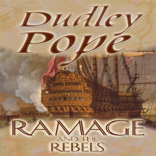 Ramage and the Rebels cover art