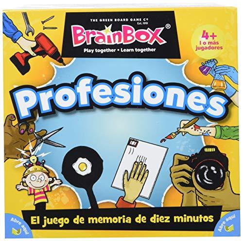 Brain Box-Brainbox Profesiones, Multicolor 31693423