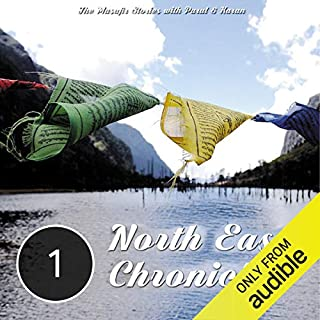 The North East Chronicles cover art