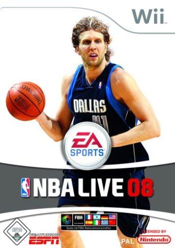 Electronic Arts NBA LIVE 08 Wii