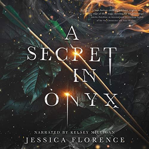 A Secret in Onyx cover art