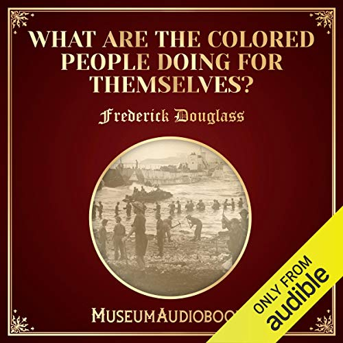 What Are the Colored People Doing for Themselves?  By  cover art