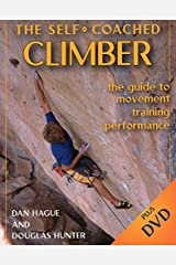 By Dan Hague - The Self-Coached Climber, With DVD (Pap/DVD) Paperback