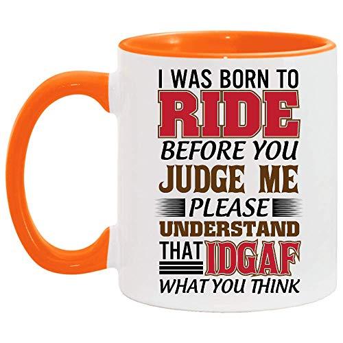 NA Sono Nato Prima Che tu Mi giudichi, per Favore capisci i Regali della Tazza di Accento