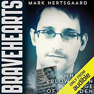 Bravehearts audiobook cover art