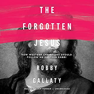 The Forgotten Jesus cover art