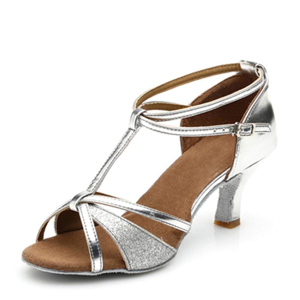 Dance Shoes Women Latin Salsa Bachata