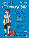 Mon cahier Défi voyage solo - Format Kindle - 4,99 €