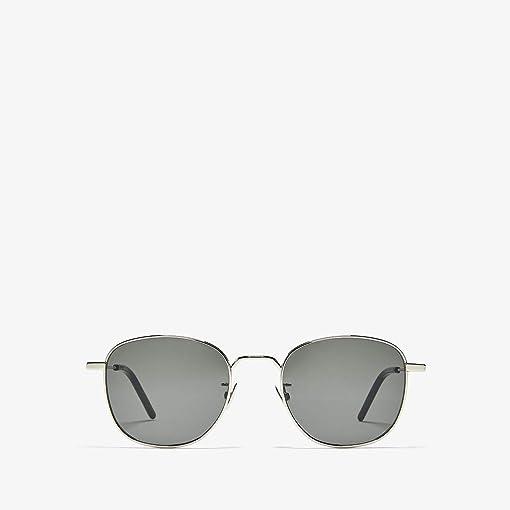 Shiny Silver/Grey Solid
