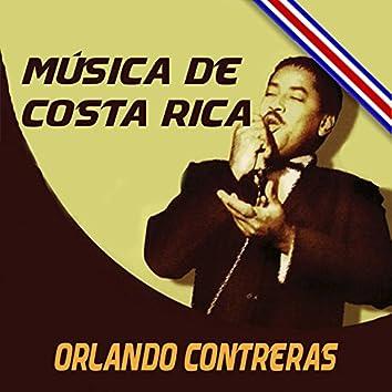 Música de Costa Rica, Orlando Contreras