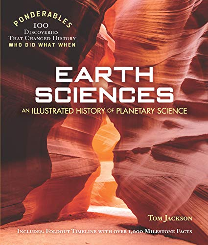 Compare Textbook Prices for Earth Sciences: An Illustrated History of Planetary Science Ponderables Illustrated Edition ISBN 9781627951425 by Tom Jackson
