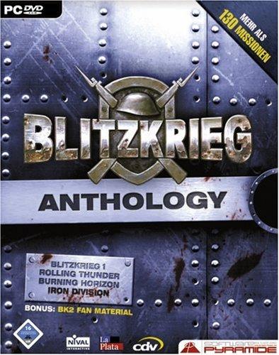 Blitzkrieg - Anthology [Software Pyramide]
