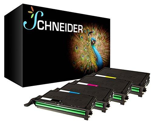 4 XL BUSINESS Toner 25% mehr Leistung ersetzt Samsung CLP-620 CLP-620ND CLP-670 CLP-670N CLX-6220FX CLX-6250FX CLP620ND CLP670 CLX6220FX CLX6250FX CLT-K5082L / CLT-C5082L / CLT-M5082L / CLT-Y5082L