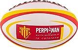 Gilbert Perpignan Réplique Ballon de Rugby Taille Midi