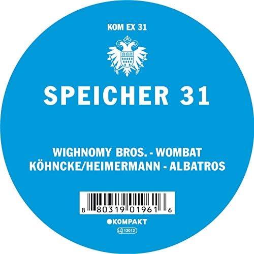 Wighnomy Bros., Justus Köhncke & Heimermann
