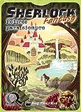 GDM Games- Sherlock Fantasy: Felices para Siempre Juego de Mesa, Color Verde (GDM2115)