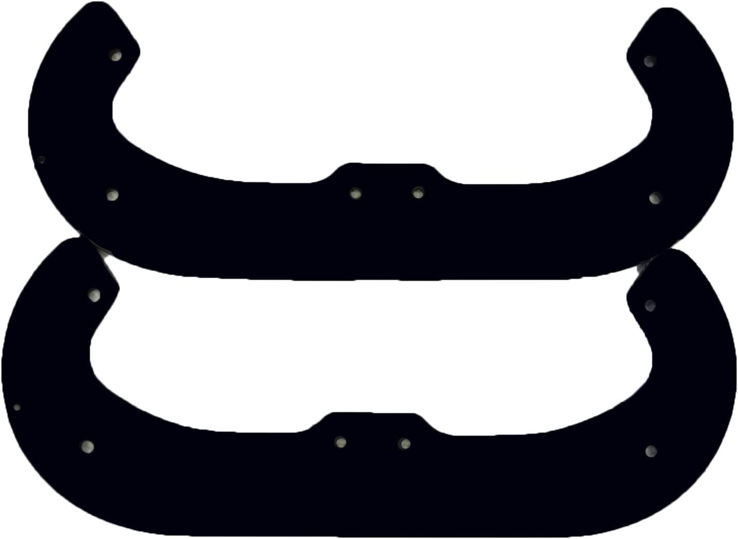 MOWERMAN PARTS Credence Snow Blower Replacement 2 pc Paddle for Toro New Orleans Mall Set