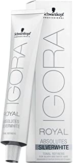 Igora Royal Absolutes Silverwhite Slate Grey 1 Unidad 60 ml