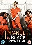 Orange Is The New Black Seasons 1-6 (24 Dvd) [Edizione: Regno Unito]