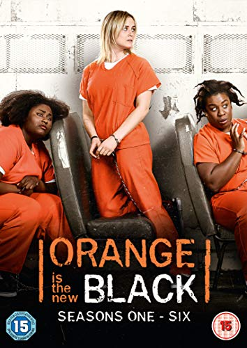 Orange Is The New Black Seasons 1-6 (24 Dvd) [Edizione: Regno Unito] [Italia]