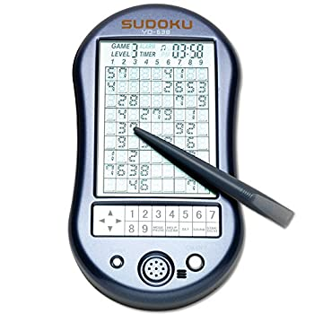 Best electronic sudoku game handheld Reviews