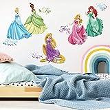 Roommates Rmk2199Scs Disney Princess Royal Debut Peel And Stick Wall Decals