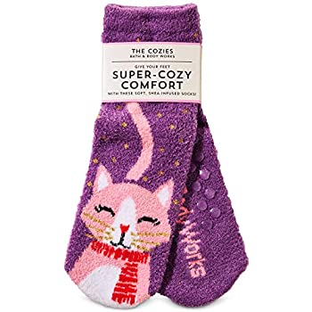 Bath and Body Works CAT Shea-Infused Socks
