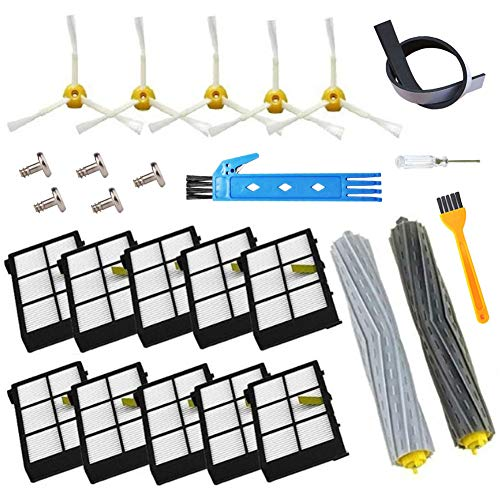 Theresa Hay Replacement Accessory Kit for iRobot Roomba ...