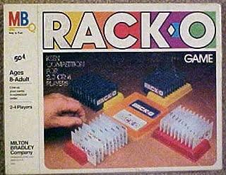 Vintage Rack-O Game Milton Bradley 1980 by Racko