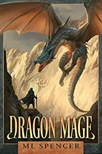 Cover image for Dragon Mage: An Epic Fantasy Adventure (Rivenworld Book 1).