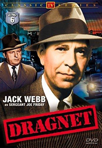 Dragnet - Volume 6 (DVD-R) (1951) (All Regions) (NTSC) (US Import) [2005]