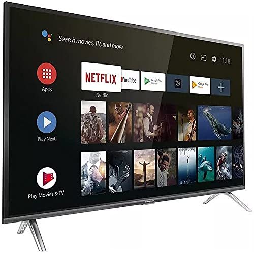 Thomson 32HE5606, Smart Tv - Android Tv, 32 Pollici, Full HD, Nero