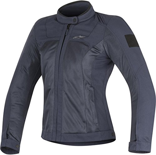 Alpinestars Chaqueta moto Eloise Womens Air Jacket Mood Indigo, Azul, XS