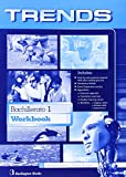 Trends 1. Workbook. Bachillerato 1 - Edition 2014 - 9789963510863 Burlington