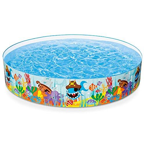 Intex Ocean Reef Snapset Inflatable Pool, 8' X 18