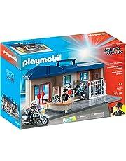 Playmobil - Take Along: Police Station