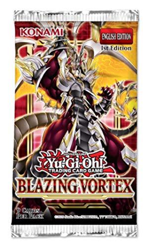 YuGiOh Blazing Vortex Booster Pack