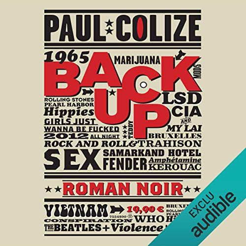 Couverture de Back Up