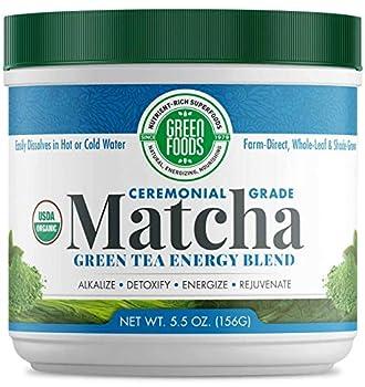 Best green foods matcha green tea Reviews