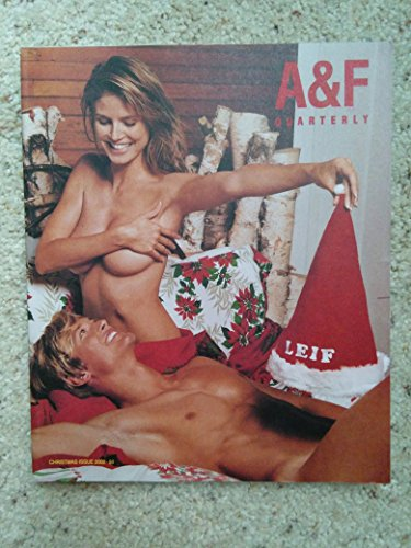 A & F Quarterly, Christmas Issue 2002 [Abercrombie and Fitch]