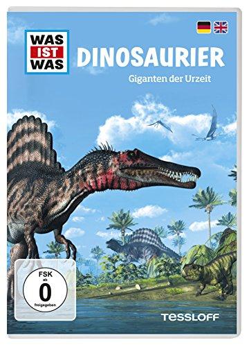 Was Ist Was DVD Dinosaurier. Giganten der Urzeit