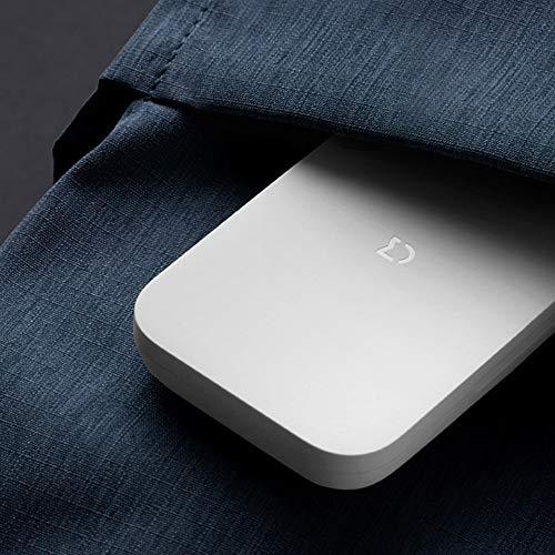 Xiaomi Mijia - Set di tagliaunghie in acciaio INOX, per pedicure manicure e cura delle unghie con cassa magnetica in alluminio da viaggio