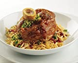 Veal Osso Buco Hindshanks, 4 count, 1 lb each from Kansas City Steaks