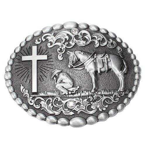 Montalieu Discount riemgesp Western Country-Cowboy kruis paard