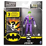 DC Batman 2020 The Joker 4-inch Action Figure by Spin Master...