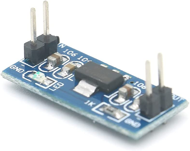 Ardest 10PCS DC/DC Buck Converter Power Supply Module 4.5V-7V to 3.3V Stable Output Power Transformer Voltage Regulator Board for Raspberry Pi & Arduino