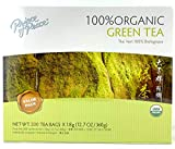 Prince of Peace 100 % Organic Tea, BEST VALUE Family Size, 200 Tea Bags (Organic Green Tea)