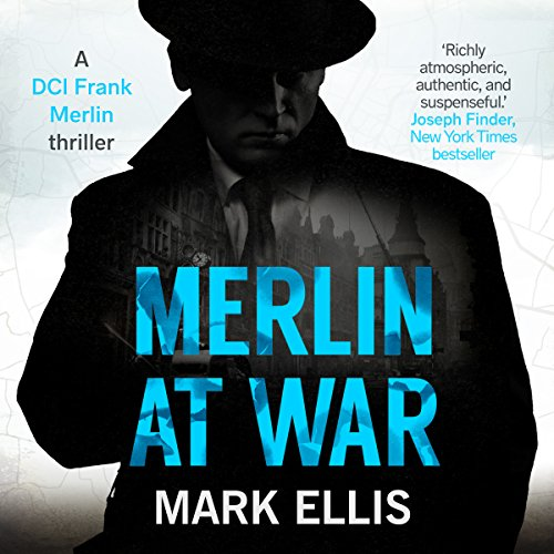 Merlin at War cover art