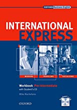 International Express Pre-Intermediate. Workbook and Student CD Interactive Editions: Workbook with Student's CD-ROM Pre-intermediate lev (International Express Second Edition)