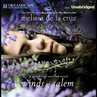 Winds of Salem audiobook cover art
